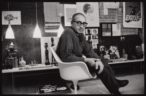 10-Iconic-Logo-Designers-of-All-Time-Saul-Bass-1