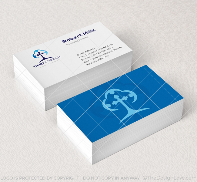 Trinity-Church-Business-Card-Mockup