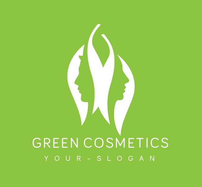 Pre-Designed-Logo-Green-Cosmetics-White
