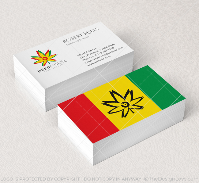 Weed-Fusion-Business-Card-Mockup