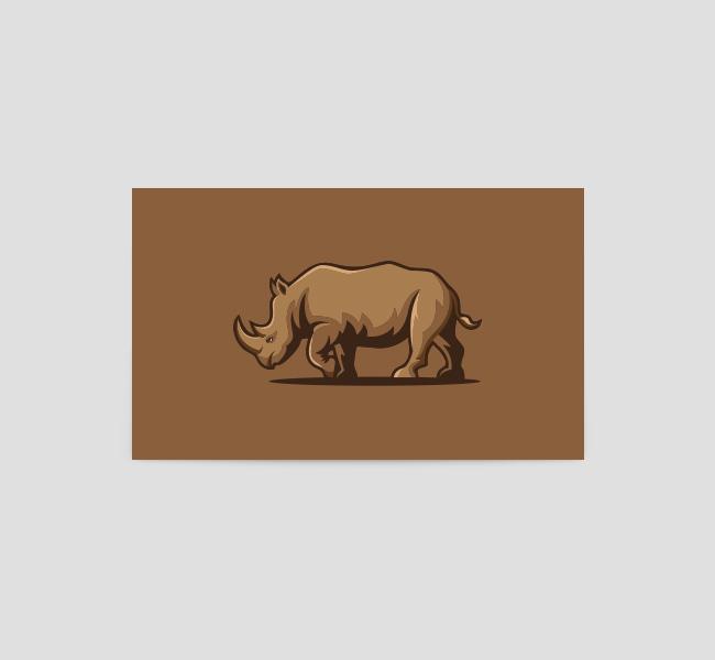 Illustrative-Rhino-Business-Card