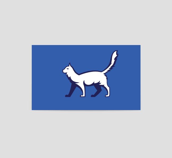 Cat-Logo-Business-Card-Template-Back