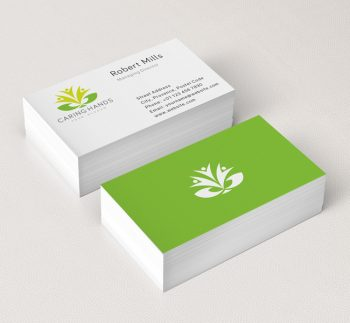 Caring-Hands-Business-Card-Mockup