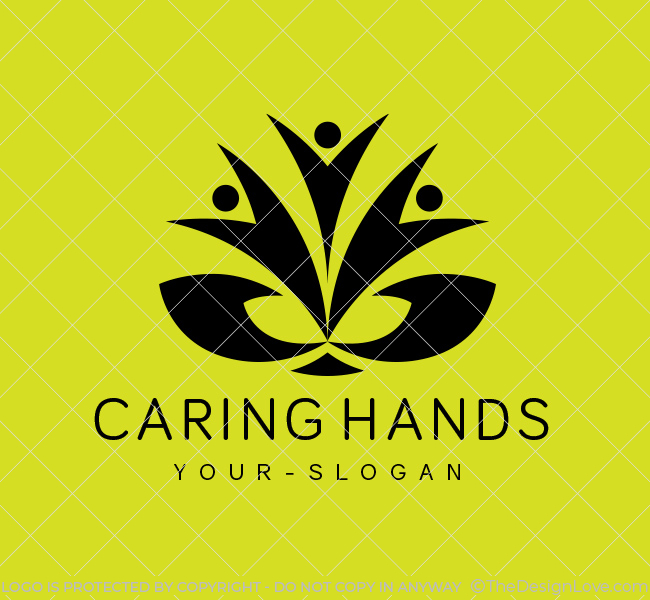 Stock-Logo-Caring-Hands