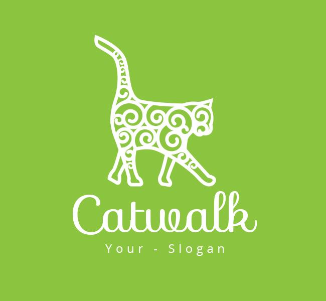 Pre-Designed-Logo-Catwalk