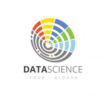 Data Science Logo & Business Card Template
