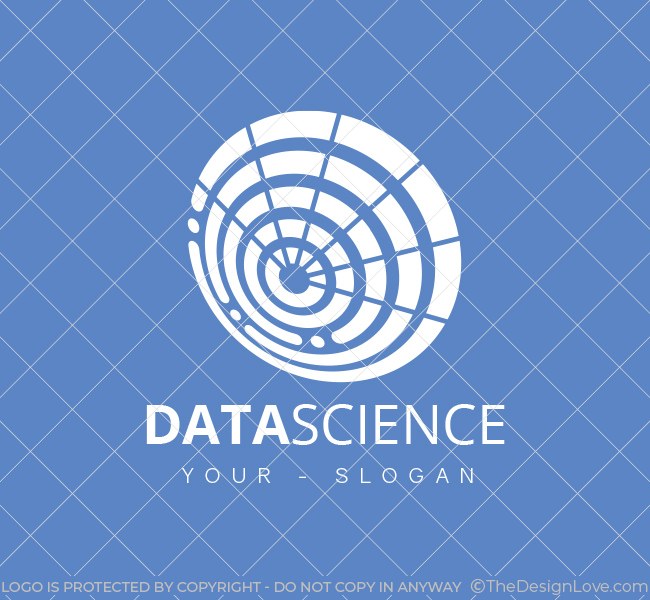 Pre-Designed-Logo-Data-Science