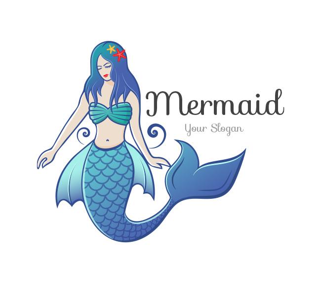 Illustrative--Mermaid-Logo