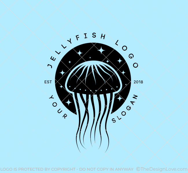 Stock-Logo-Jellyfish