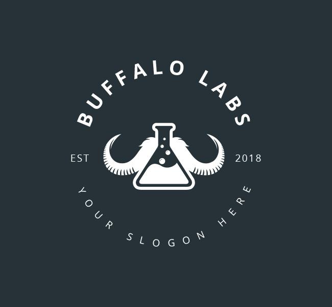 Pre-Designed-Logo-Buffalo-Labs