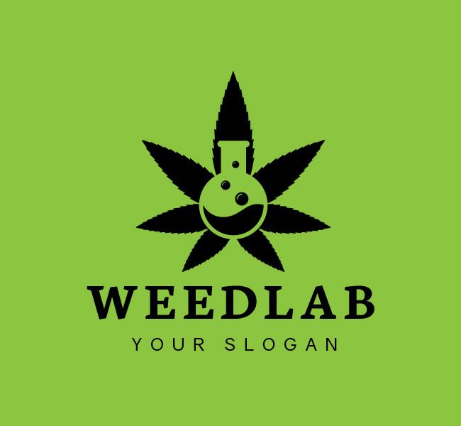 Stock-Logo-Weed-Lab