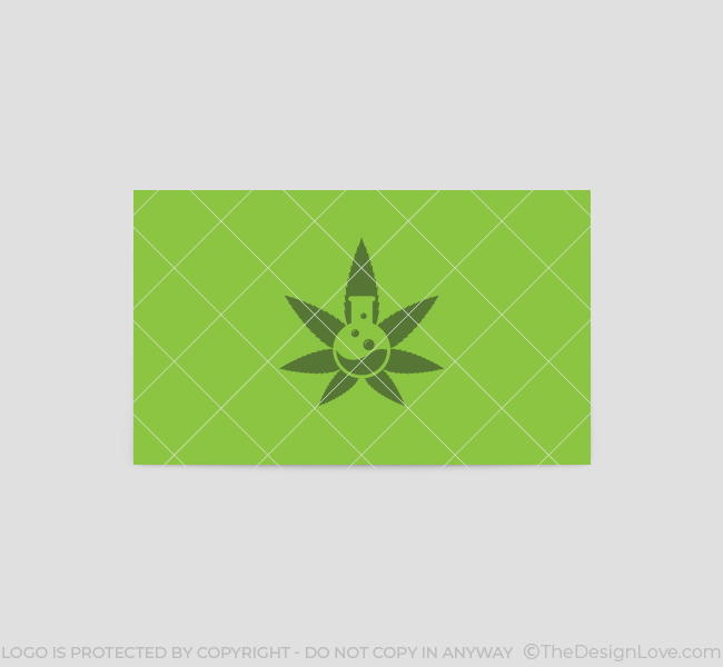 Weed-Lab-Business-Card-Template-Back