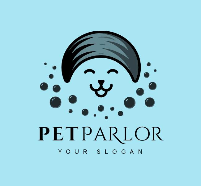 Stock-Logo-Pet-Parlor