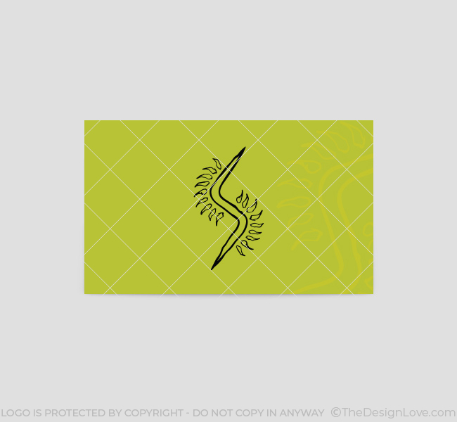 Abstract-Letter-S-Business-Card-Template-Back