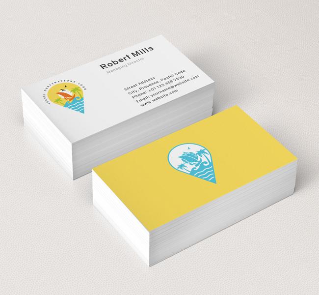 Travel-Logo-Business-Card-Mockup