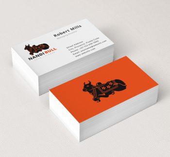 Education logos archives the design love nandi business card mockup reheart Choice Image