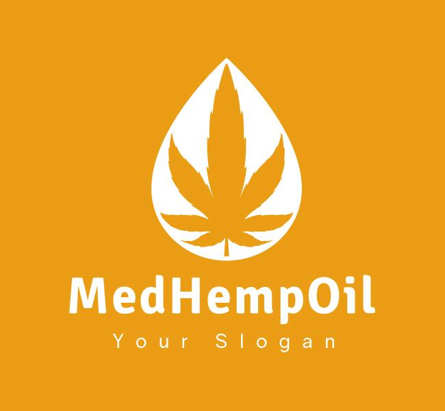 Pre-Designed-Logo-Hemp-Oil
