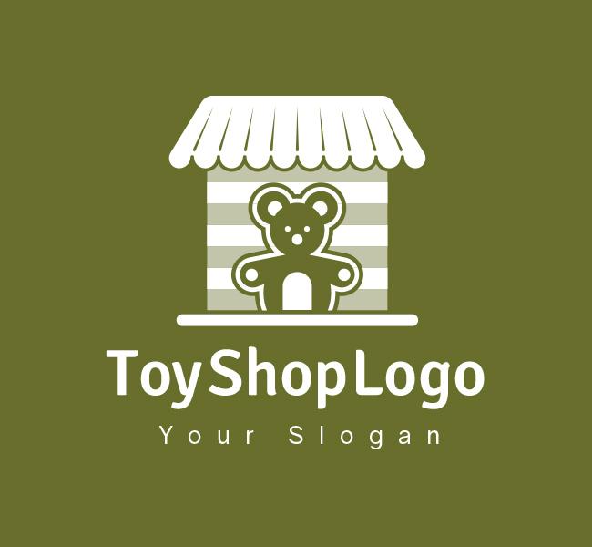 Pre-Designed-Logo-Toy-Shop