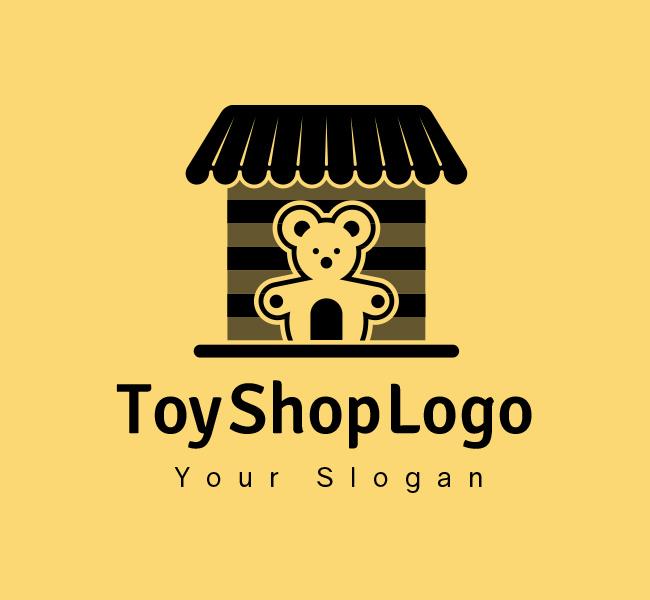 Stock-Logo-Toy-Shop
