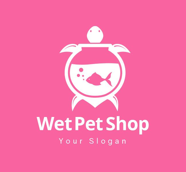 Water-Pets-Pre-Designed-Logo