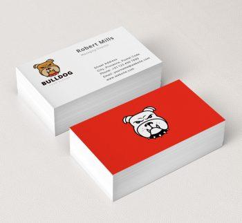 Bulldog-Business-Card-Mockup