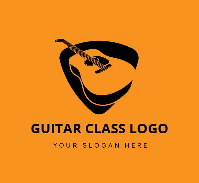 Guitar-Class-Stock-Logo