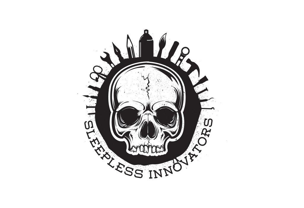 25 Creative Skull Logo Design Inspiration