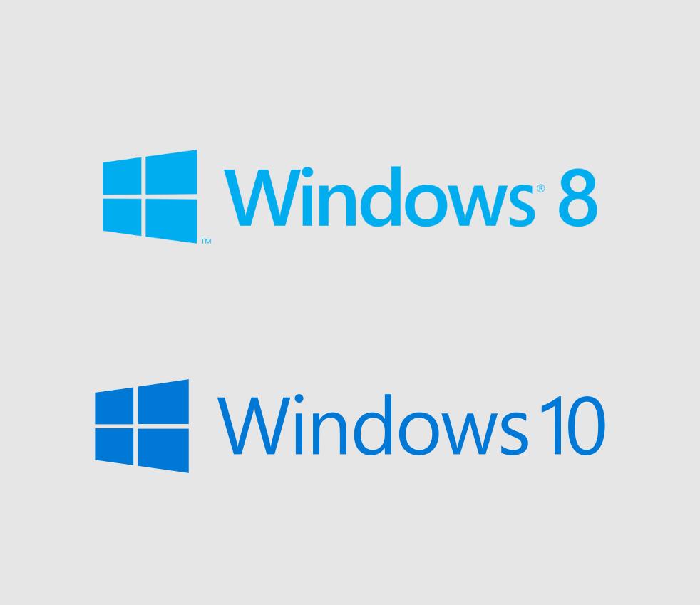 The Microsoft Windows Logo Evolution 10