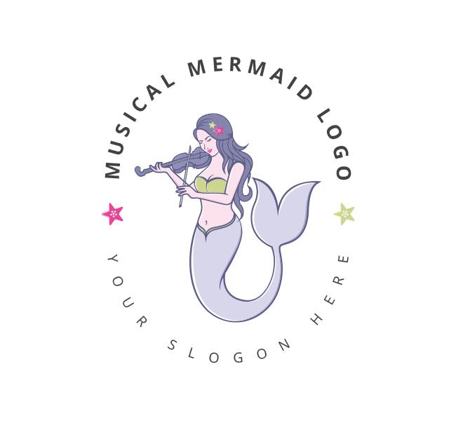 Music-Mermaid-Logo
