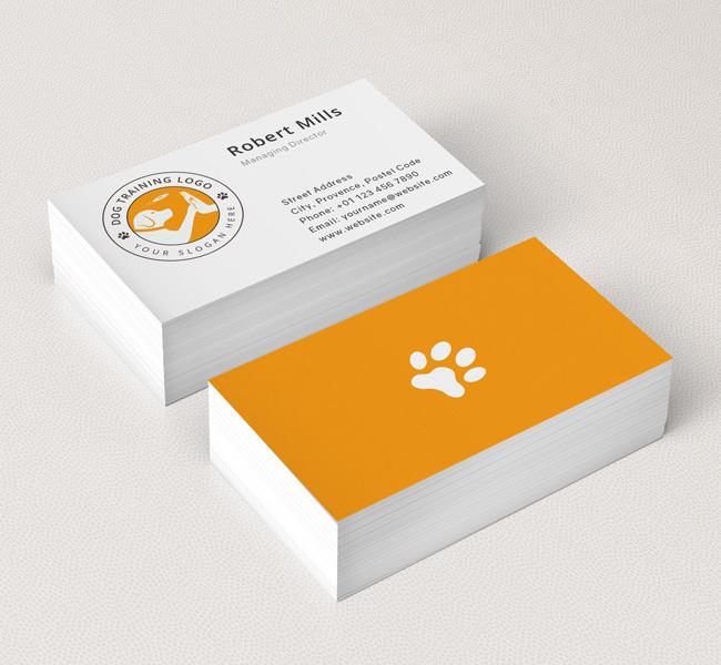 Dog-Training-Business-Card-Mockup