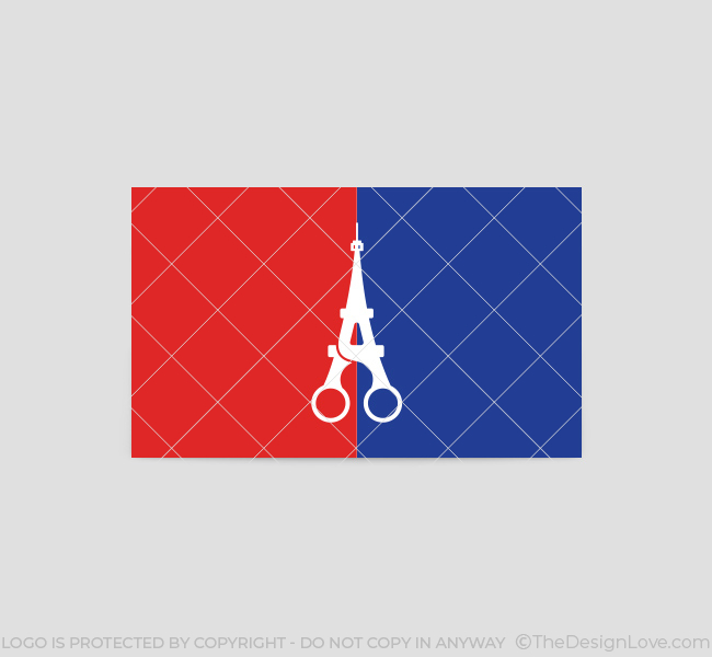 French-Cut-Business-Card-Template-Back