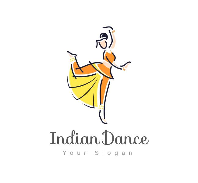 Bharatanatyam-Logo