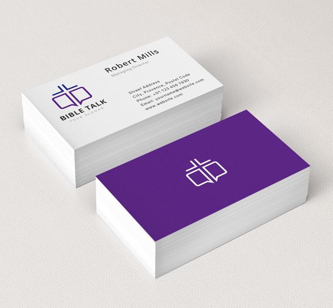 Bible-Talk-Business-Card-Mockup