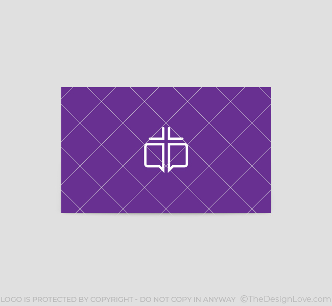 Bible-Talk-Business-Card-Template-Back