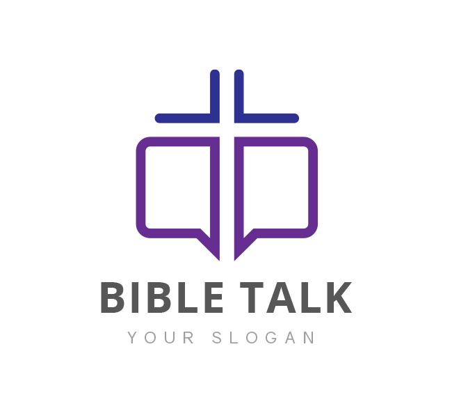 Bible-Talk-Logo