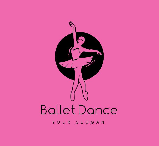 Ballet-Dance-Stock-Logo