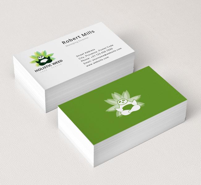 Holistic-Weed-Business-Card-Mockup