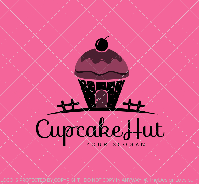 Cupcake-Hut-Stock-Logo