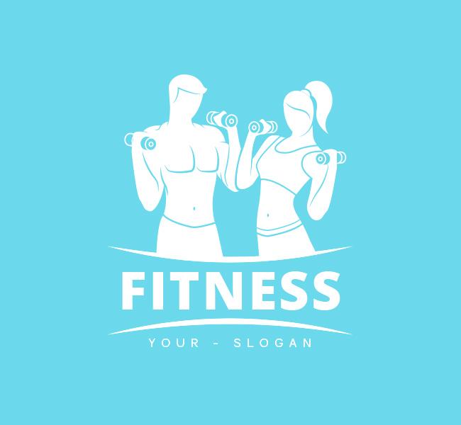 Fitness-Gym-Pre-Designed-Logo