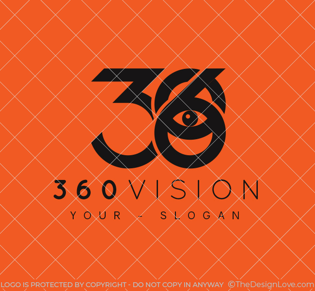 360-Vision-Stock-Logo