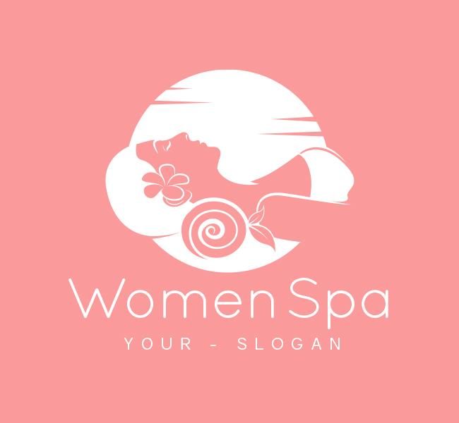 Women-Spa-Pre-Designed-Logo