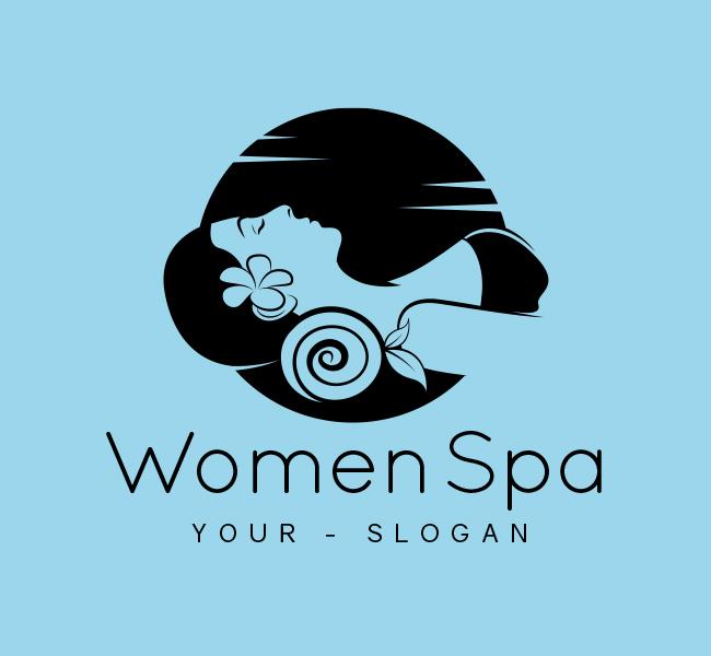 Women-Spa-Stock-Logo