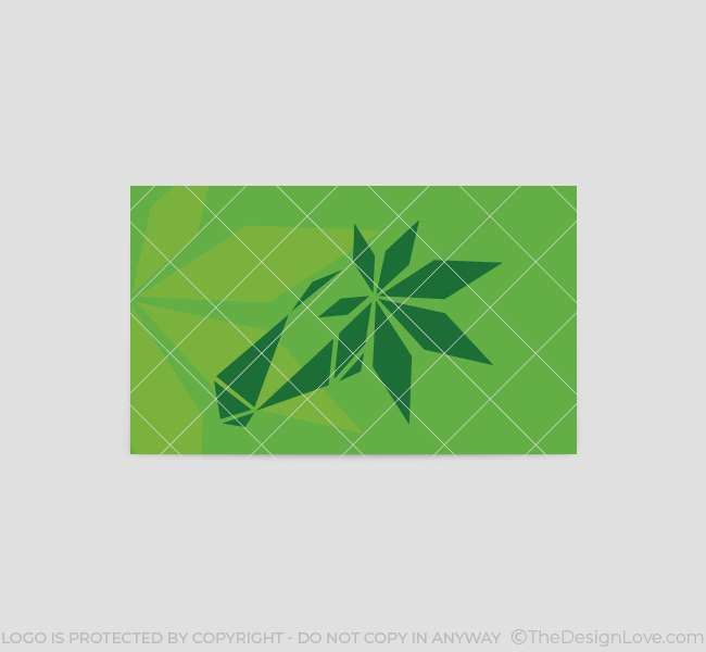 Weed-Power-Business-Card-Template-Back