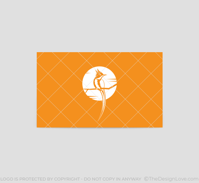 Exotic-Bird-Business-Card-Template-Back