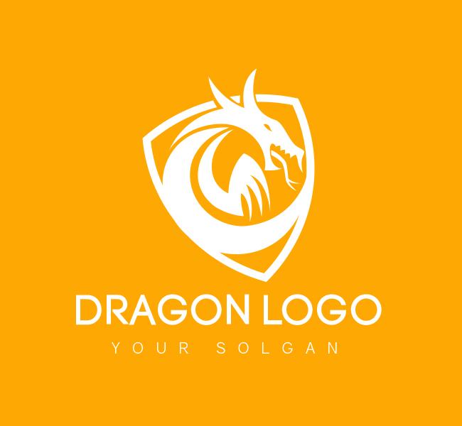 Dragon-Pre-Designed-Logo
