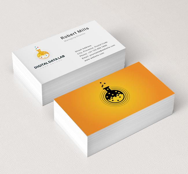 Digital-Lab-Business-Card-Mockup