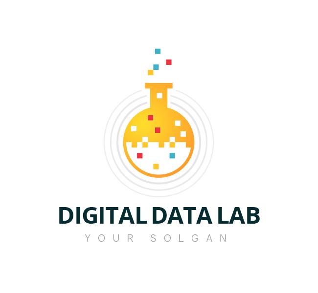 Digital Data Lab Data Science Logo