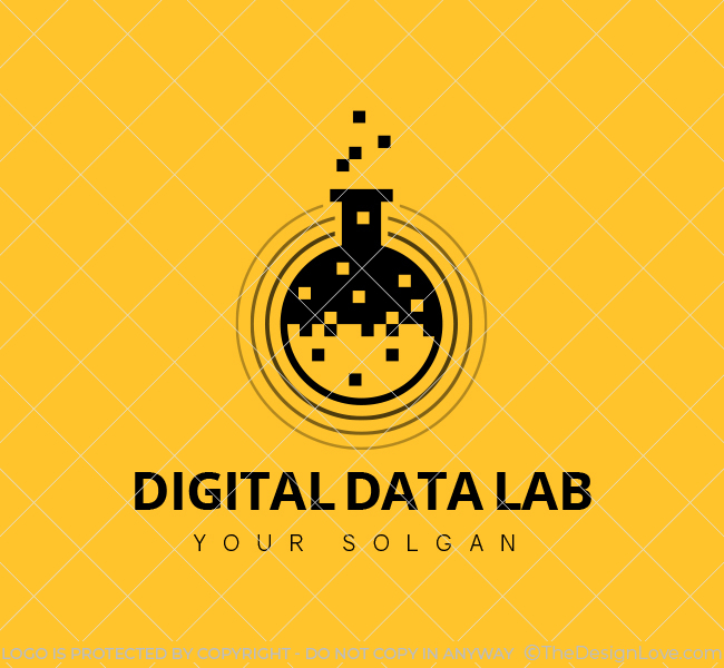 Digital-Lab-Stock-Logo