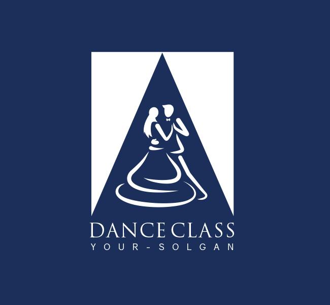 Couple-Dance-Pre-Designed-Logo