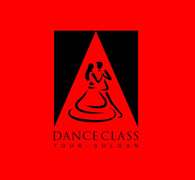 358-Couple-Dance-Stock-Logo